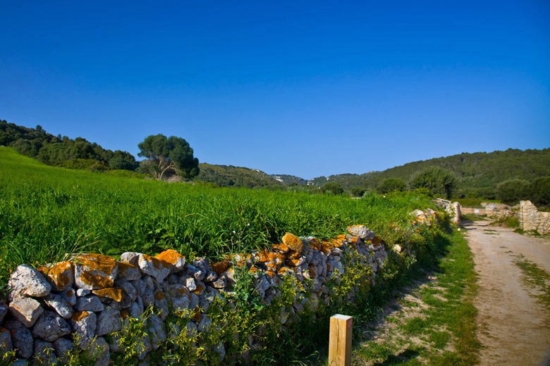 Country lane on a fine April day in Menorca © Martin Varsavsky - Flickr Creative Commons