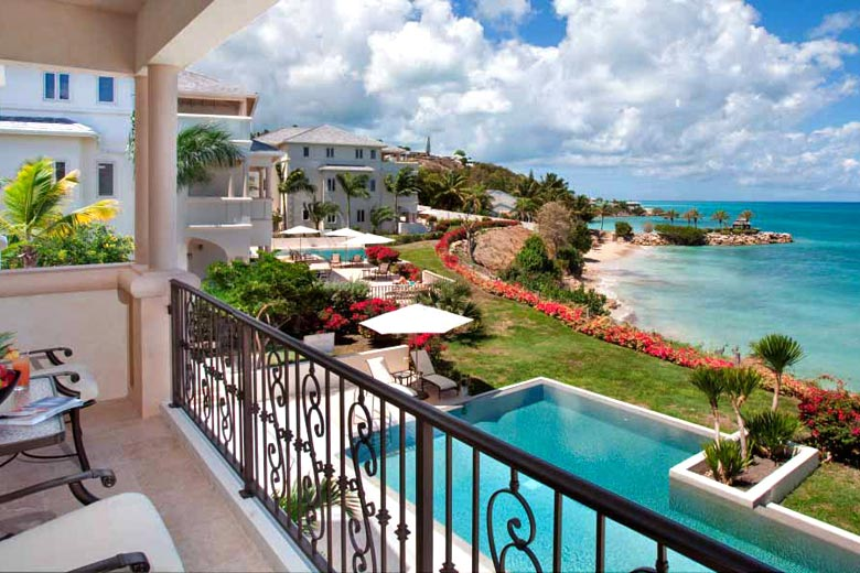 The Cove Suites at Blue Waters, Antigua - photo courtesy of Blue Waters Resort