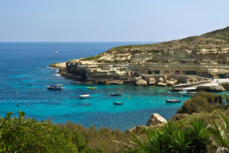 Dahlet Qorrit Bay, Gozo © Michele Solmi - Flickr Creative Commons