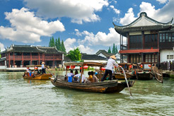 8 thrilling day trips from Shanghai, China