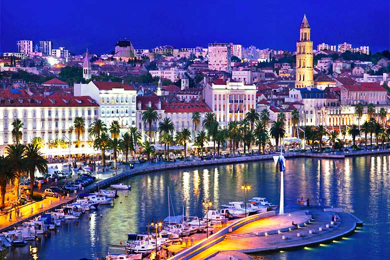 Day trips from Split, Croatia © Ante Zubovic - Croatian Tourist Board