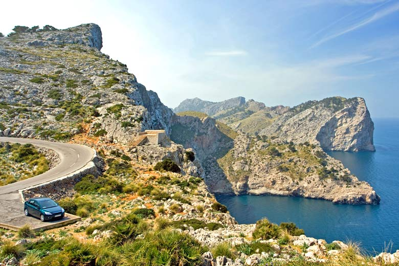 The northernmost point of Majorca © Skowron - Fotolia.com