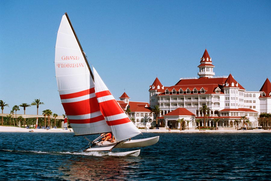 Disney's Grand Floridian Resort - photo courtesy of Walt Disney World