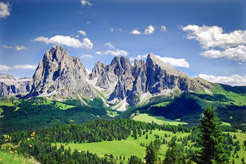 Aiming high: your guide to the Dolomites in summer
