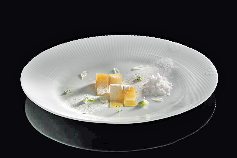 D.O.M. has an unusual eight course 'tasting menu' - photo courtesy of www.domrestaurante.com.br
