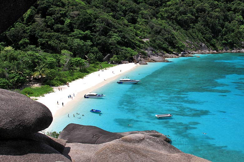 Donald Duck Bay, Similan Islands, Thailand © Donnasterns - Fotolia.com