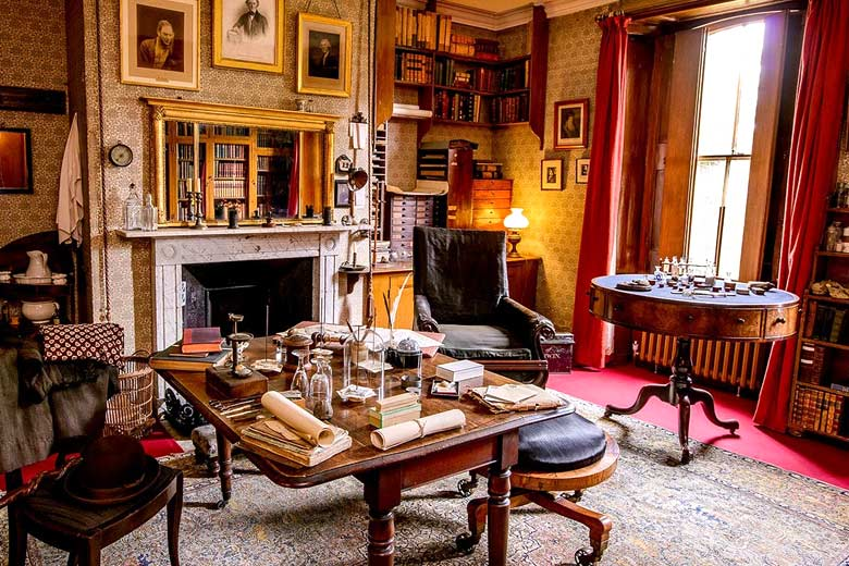 Down House Kent, the home of Charles Darwin © English Heritage