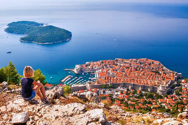 Don't miss seeing Dubrovnik from the top of Mount Srd © Anna Lurye - Fotolia.com