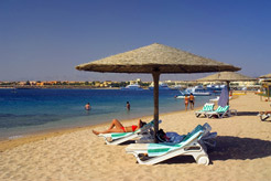 Guide to the beaches of Egypt's Red Sea resorts