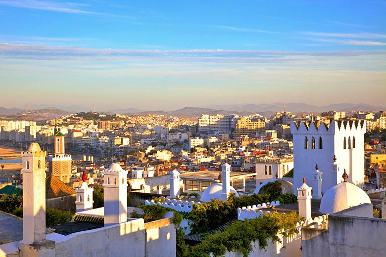Prepare to be enticed by Tangier, Morocco © Robert Harding - Alamy Stock Photo