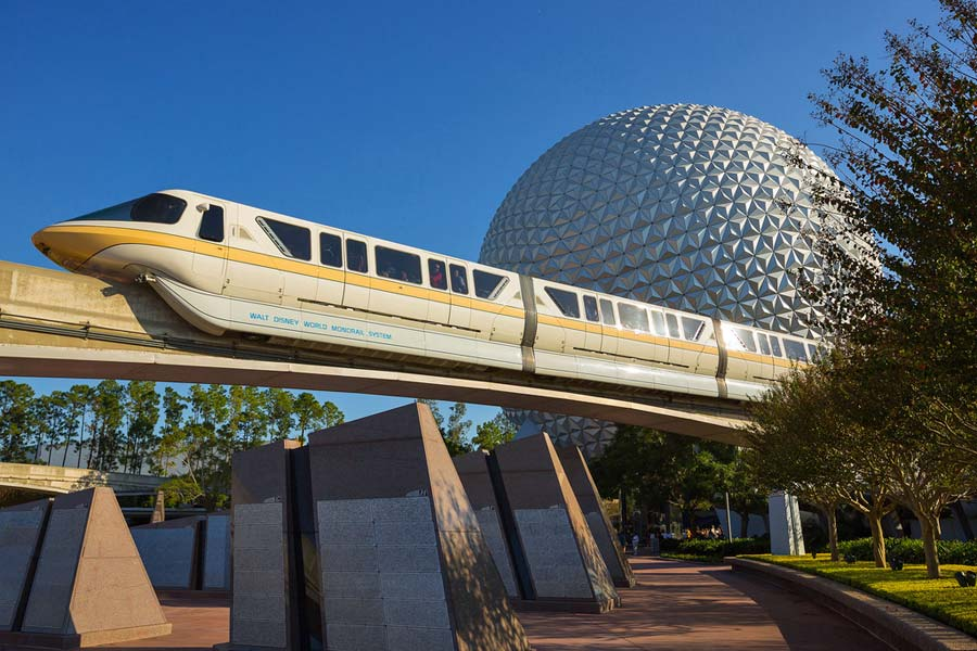 The Epcot Theme Park, Walt Disney World © Jeff Krause - Flickr Creative Commons