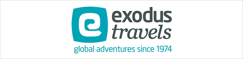 Exodus Travels offer codes & online discounts for 2021/2022
