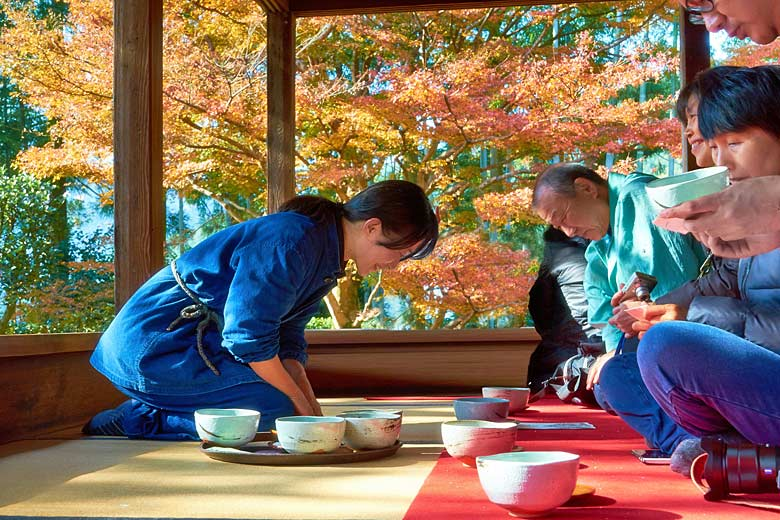 Experiencing the Way of Tea in Japan © Moyan Brenn - Flickr Creative Commons