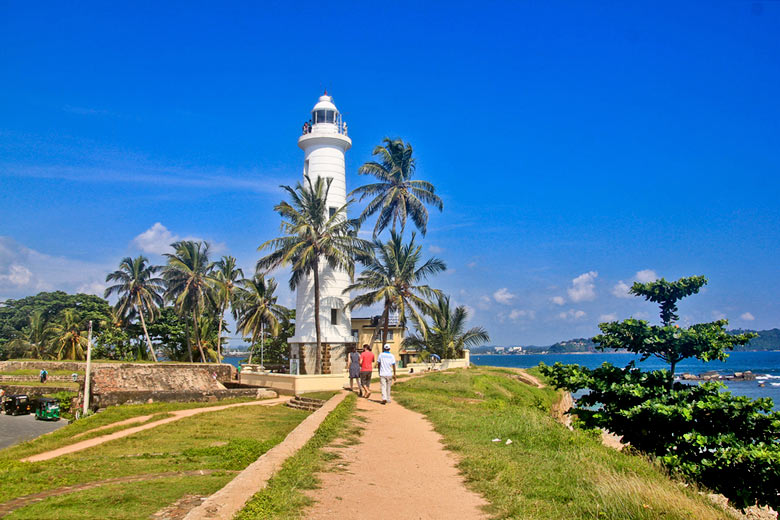Exploring the fort in Galle, Sri Lanka © Patty Ho - Flickr Creative Commons