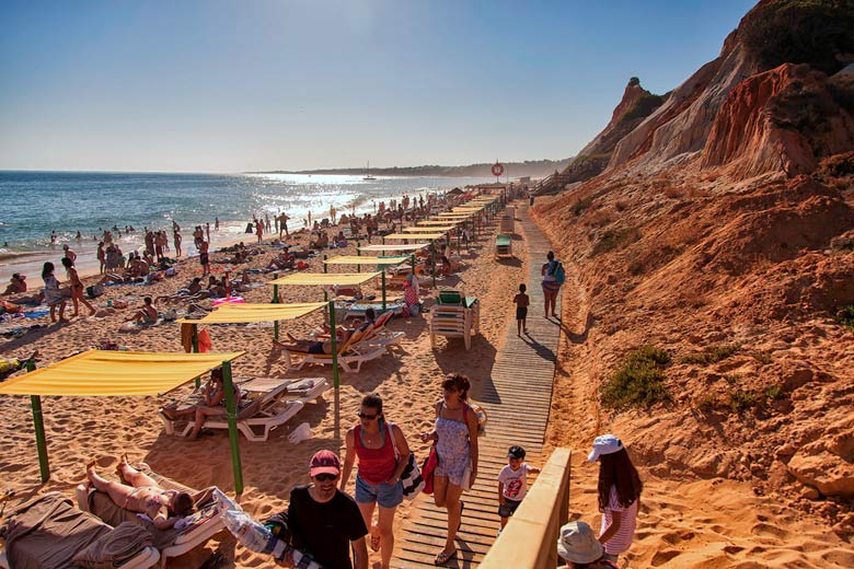 Falesia Beach, Vilamoura © Raul Lieberwirth - Flickr Creative Commons