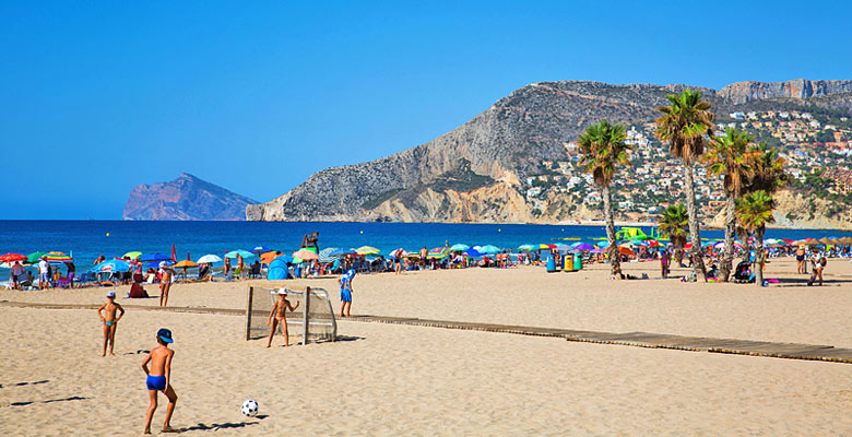 9 family-friendly day trips from Benidorm, Costa Blanca © Valentin Armianu - Dreamstime.com