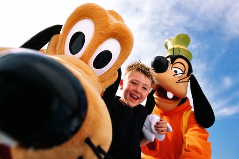 Family fun in Orlando, Florida - photo courtesy of Walt Disney World Resort