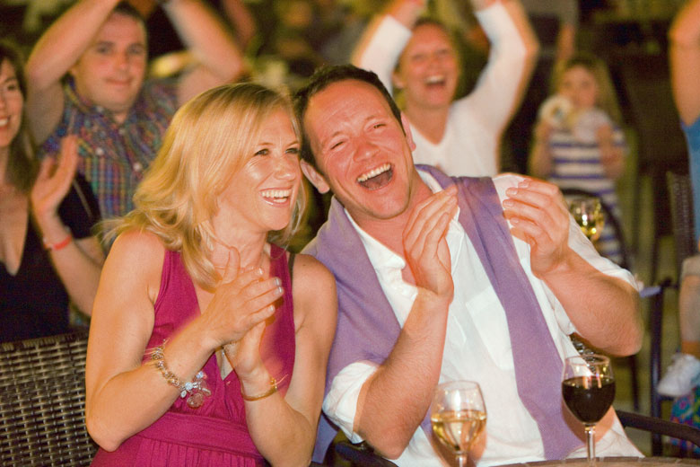 Entertainment for adults at First Choice Holiday Villages © TUI Travel PLC