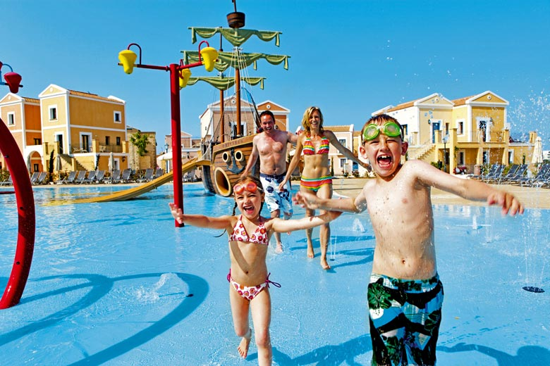 First Choice Holiday Village kid's pool area © TUI Travel PLC