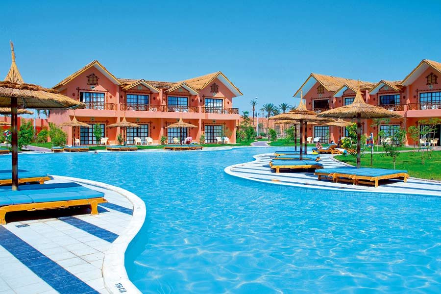 Jungle Aqua Park SplashWorld Resort, Hurghada, Egypt © First Choice