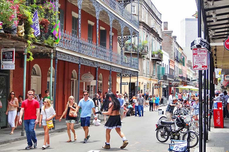A first timer's guide to New Orleans, USA © denisbin - Flickr Creative Commons