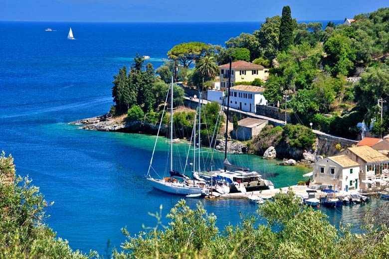 Best Beaches In Paxos
