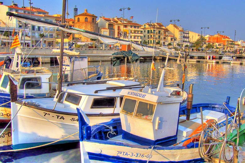 Fishing boats, Cambrils © Daniel Rubio - Flickr Creative Commons