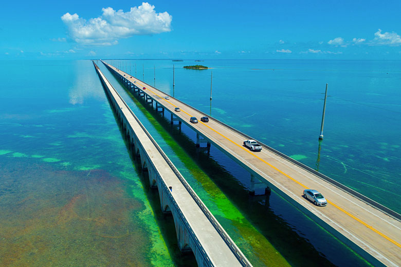 The Florida Keys Overseas Highway © miami2you - Fotolia.com