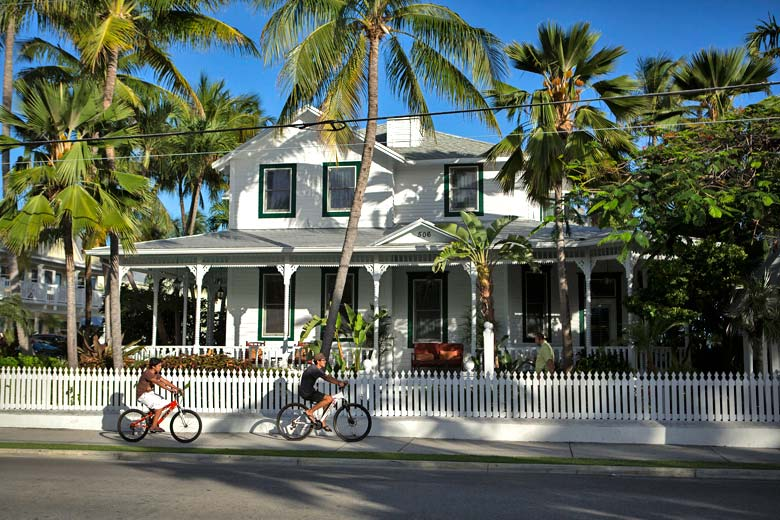 Florida winter sun, Key West © Steve Beaudet - courtesy of VISIT FLORIDA