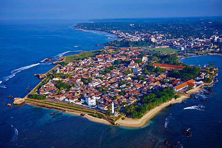 Fort and old town of Galle, Sri Lanka © Tuul and Bruno Morandi - Alamy Stock Photo