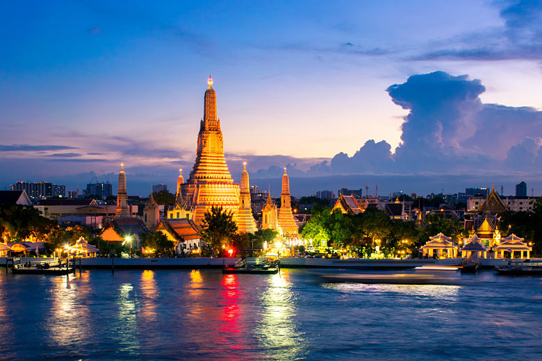 Get to beautiful Bangkok for less in 2018 with British Airways © Busara - Fotolia.com