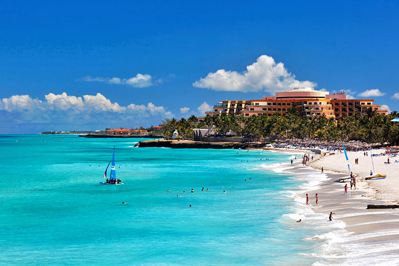 Get to know Varadero, Cuba's leading beach resort © Danita Delimont - Alamy Stock Photo