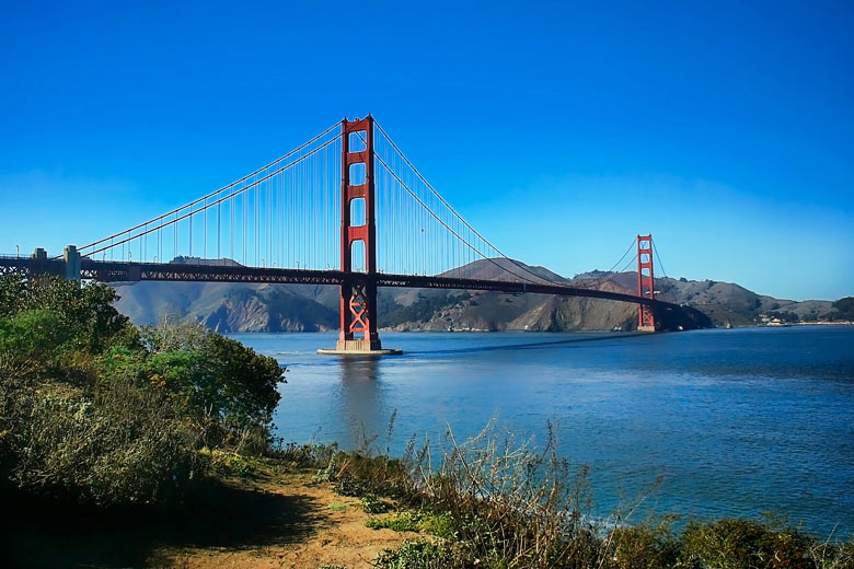 Golden Gate National Recreation Area © Joey Lax-Salinas - Flickr Creative Commons