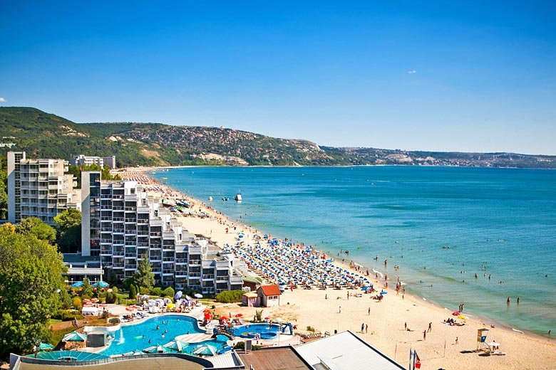 The Golden Sands resort is very close to Varna © Aleksandar Todorovic - Fotolia.com