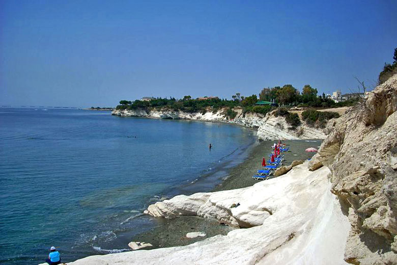 Governor's Beach Limassol, Cyprus © Karolajnat - Flickr Creative Commons