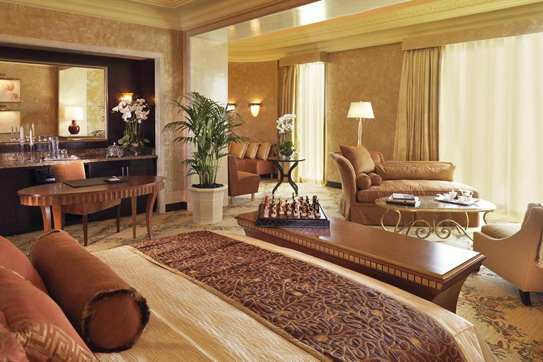Grand Atlantis - Signature Suites at Atlantis The Palm Dubai © Atlantis The Palm
