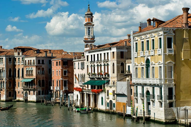 Book a romantic break and visit the Grand Canal Venice in Italy