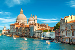 Top Venice sights: Explore the city's waterways & more
