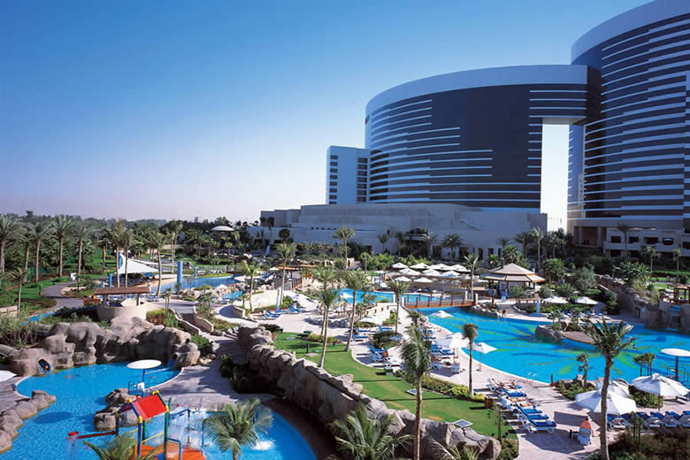 Grand Hyatt Dubai, United Arab Emirates © Hyatt Corporation
