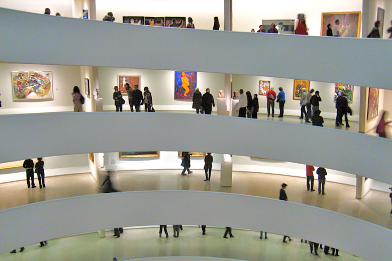 Guggenheim Museum, New York City © Fatboo - Flickr Creative Commons