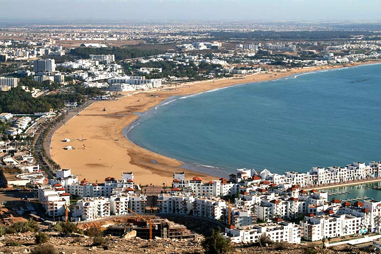 Guide to Agadir: Beaches, shops and natural beauty
