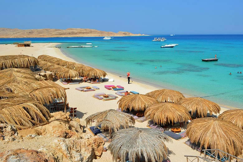 Guide to Egypt's Red Sea Riviera - photo courtesy of Egyptian Tourism Authority