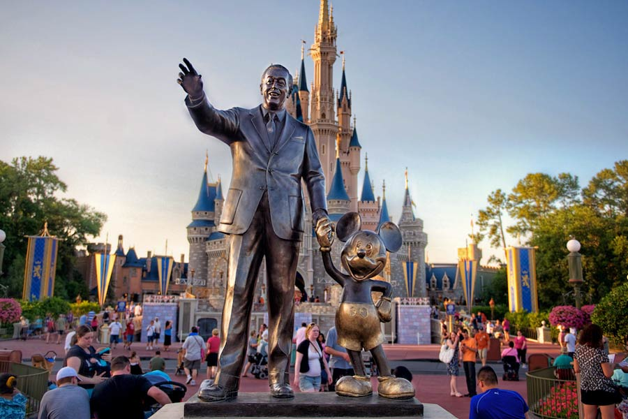 A guide to Walt Disney World, Orlando © wbeem - Flickr Creative Commons