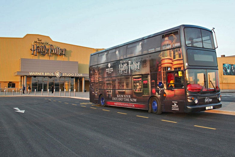 Harry Potter Tour London Tickets and Transport Package © Warner Bros
