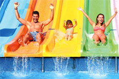 Waterparks in Majorca: your guide to rides & prices