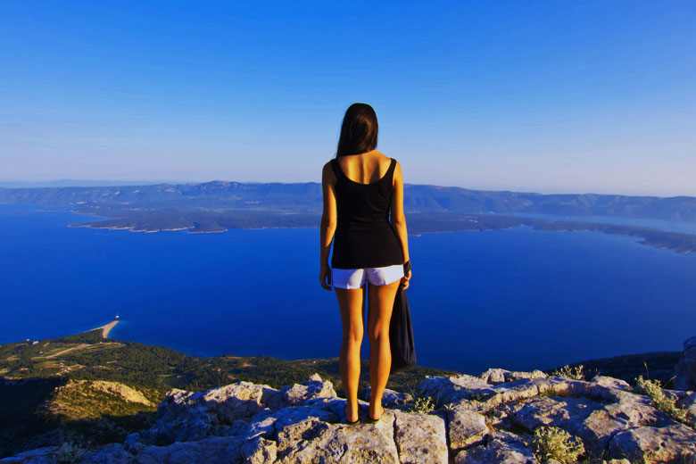 Looking south from the highest point on Brac © Tommaso Lizzul - Fotolia.com