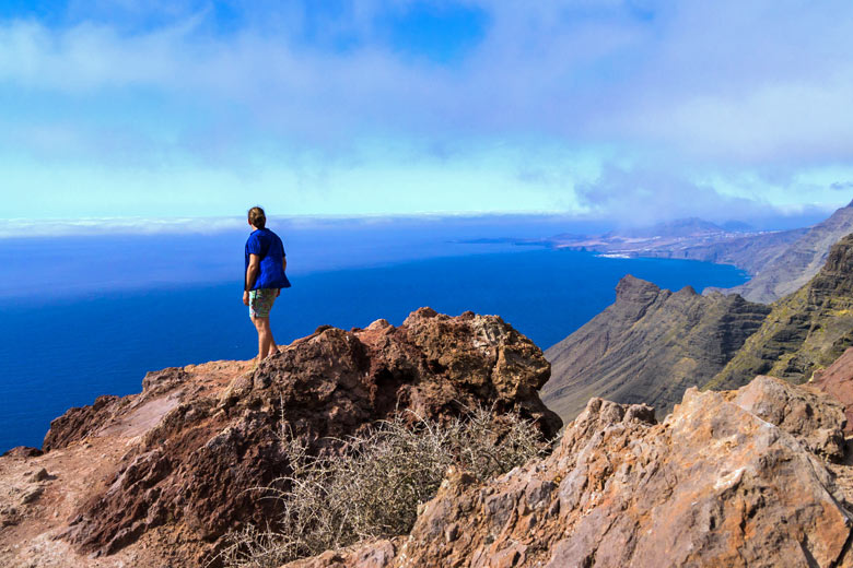 Hiking in Gran Canaria, Canary Islands © kentauros - Fotolia.com