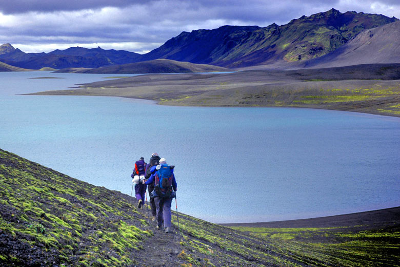 Hiking in Iceland © eirasi - Flickr Creative Commons