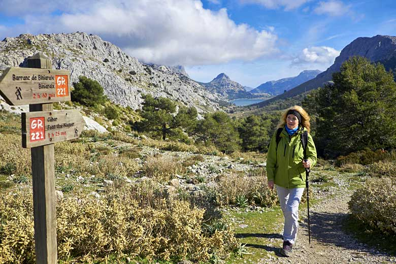 Most of the hiking trails in Majorca are very well marked © Bernhard Schmerl - Fotolia.com