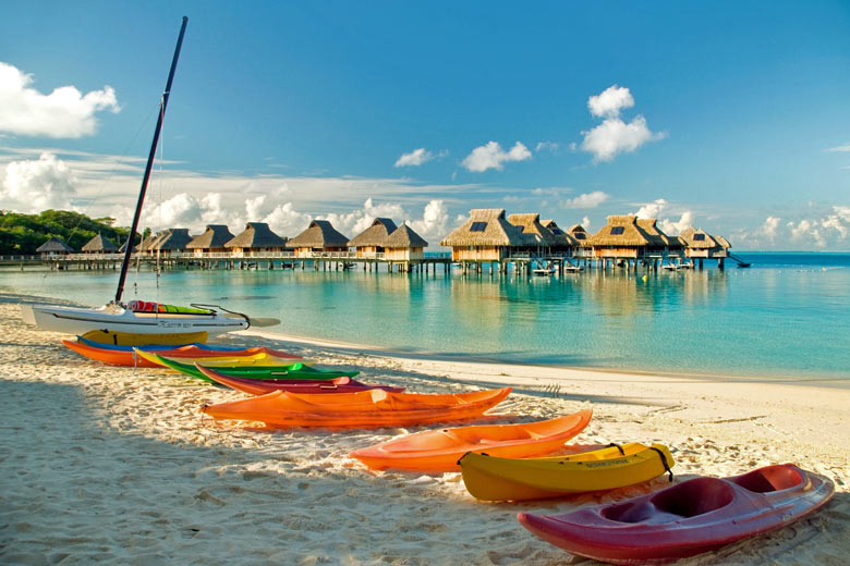Hilton Bora Bora Nui Resort & Spa, French Polynesia © Hilton Hotels & Resorts